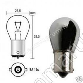 Appliance Lamp 15W 240V BA15D/SBC