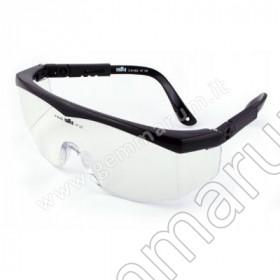 Protective eye goggles
