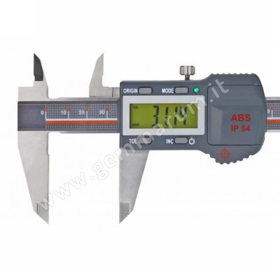 Digital Caliper with TOL LED ABS IP54