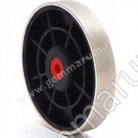 Diamond lapidary wheel Ø150x40mm