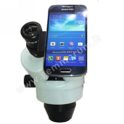 Smartphone Adapter for microscope Samsung S8 Plus