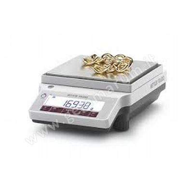 Bilancia Mettler Toledo non omologata 0,01 grammi