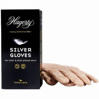 Hagerty Silver Gloves Handschuhe