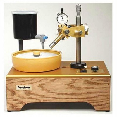 Facetron faceting machine gem faceting gemstone faceting