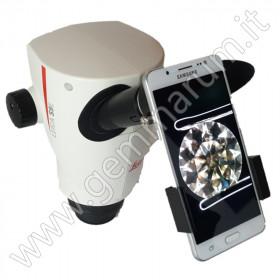 Smartphone Adapter für Mikroskop