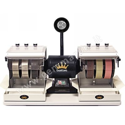 "CABKING 8"" Cabochon machine"