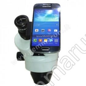 Adattatore Iphone XR per microscopio