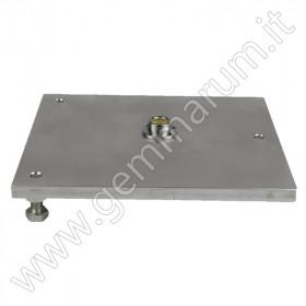 Calibration base Horizontal faceter head