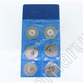 Diamond cut-off discs 30mm