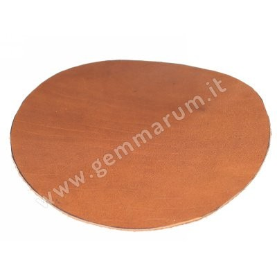 Hard leather polishing disc Ø 150