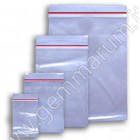 PLASTIC ZIP TOP BAGS 6X8 cm