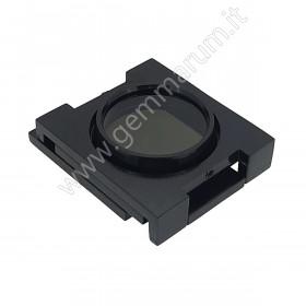 Polariscopio portatile con luce