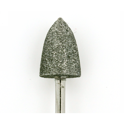 Diamond carving points BULLET 1-10 mm