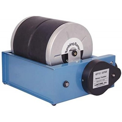 Rotary Tumbler with 2 Barrels (2.1Lt each)