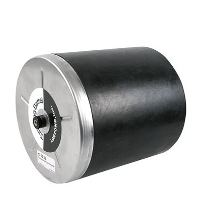 Rubber Barrel for Tumbler Mod. QT12 - 4.3Lt