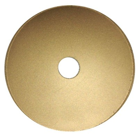 Lama diamantata gold
