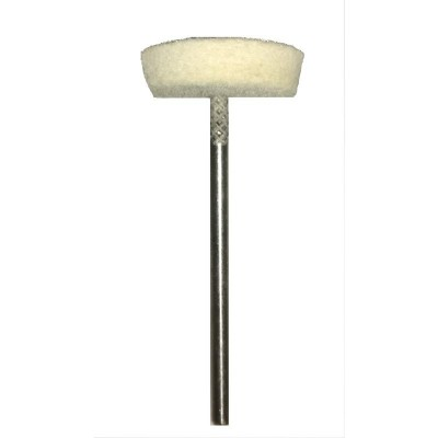 Inverted plate cone felt point 20x5mm