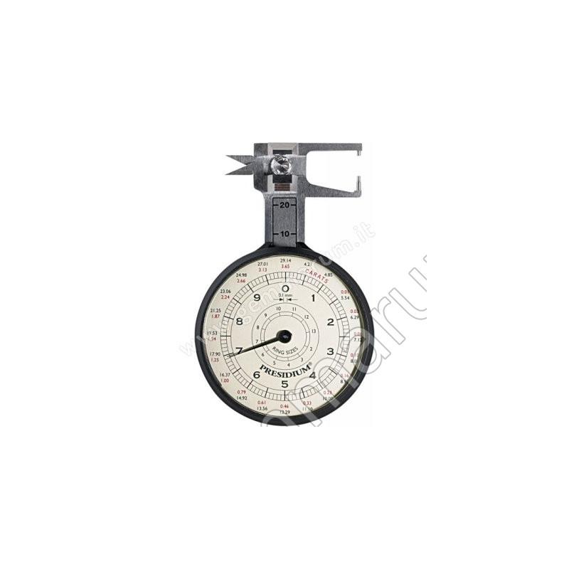 PDG presidium dial gauge