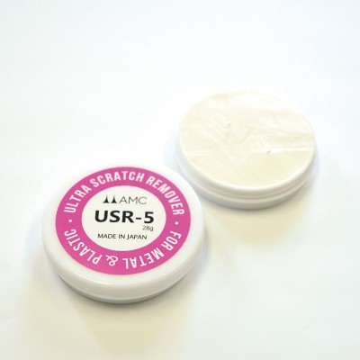 Ultra Scratch Remover Paste for Metal & Plastic
