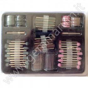 Polierstifte Goldschmiedebedarf Mineralien und Edelsteine polieren