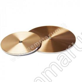 Disco di lucidatura disco in rame lucidare pietre preziose