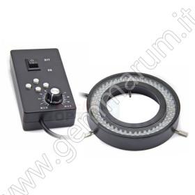 LED ring Lighting for Microscopes