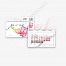 Manuale World of Color  per la catalogazione del colore