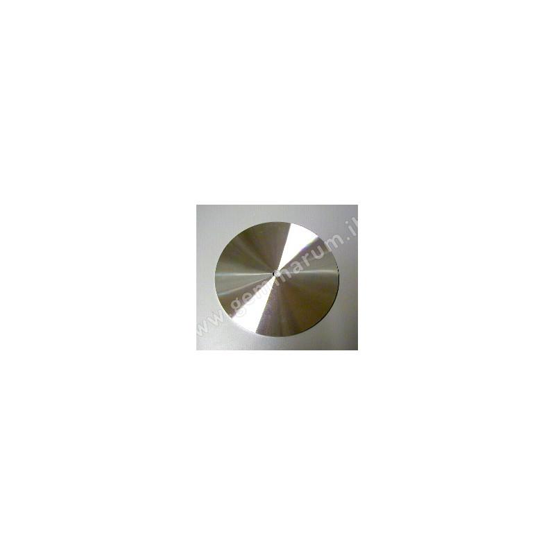 base in alluminio per disco diamantato disco base per sfaccettatrice