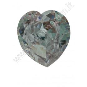 Diamond Simulat in cubic zirconia