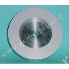 Keramic Ceroxid Polierscheibe Quarz und Beryll polieren Edelsteine polieren
