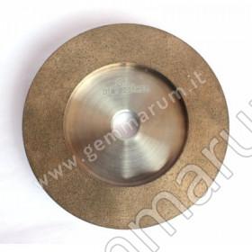 Disco sinterizzato taglio pietre preziose sfaccettatura pietre