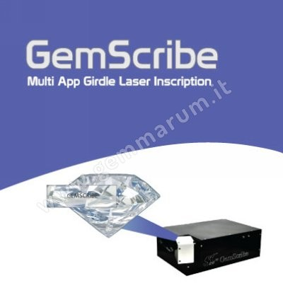 INCISORE LASER PER DIAMANTI GEMSCRIBE
