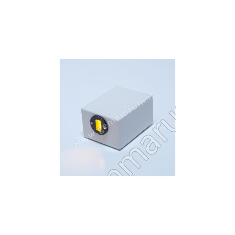 Sodium refractometer lamp
