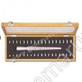Ringstock Set in eleganter Holzbox