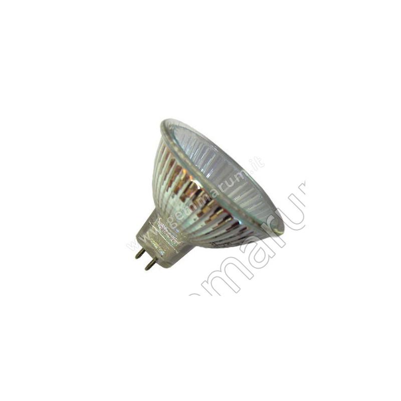 Spare halogen bulb for microscope