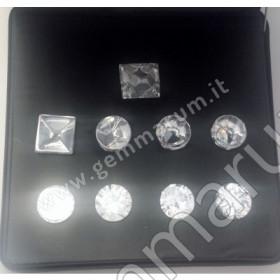9-STEPS  OF A DIAMOND CUT