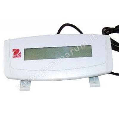 Auxiliary DISPLAY for Ohaus Carat scales