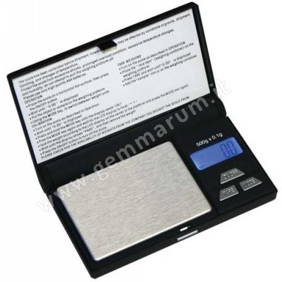 PORTABLE SCALE 500/0.1g