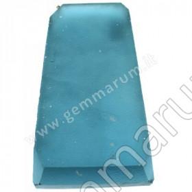 Quarzo Idrotermale - Blu scuro