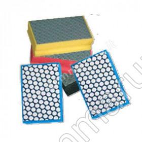 Diamond hand pad 8000 grit