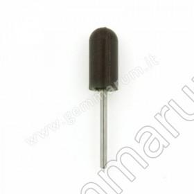 Diamantschleifstift - Walzenrund 600 grit