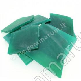 Grüne Achat-Platte