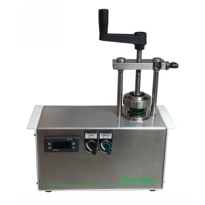 Oiling gemstones machine