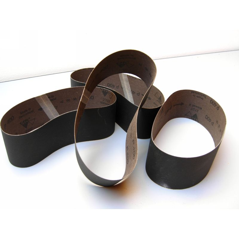 Grinding and polishing belts