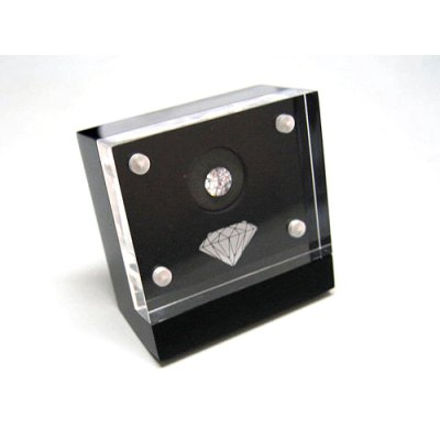 Display boxes for gemstones