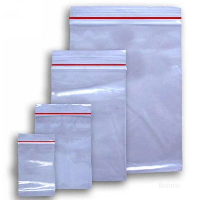 TRANSPARENT HOLDERS AND ZIP TOP BAGS